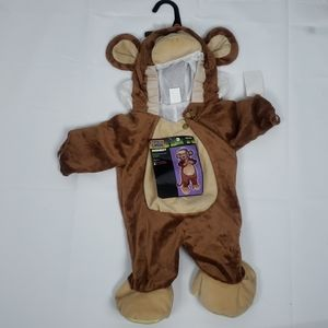 NEW MONKEY PLUSH Halloween Costume Jumper Infant